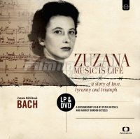 Růžičková Zuzana: Music Is Life - A Story Of Love, Tyranny And Triumph (DVD+LP)