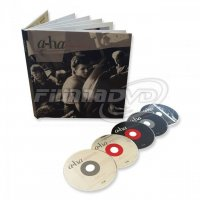 A-Ha: Hunting High And Low (Deluxe Edition) 4CD+DVD