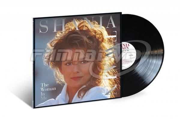 Twain Shania: The Woman in Me