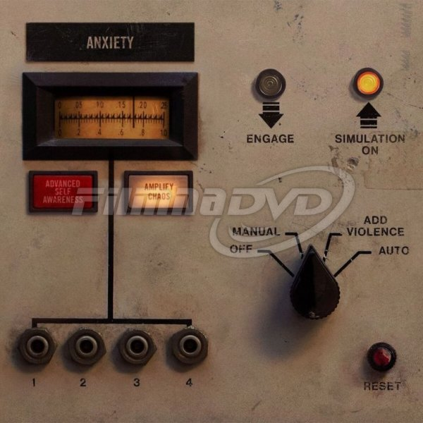 Nine Inch Nails: Add Violence (EP 2017) LP