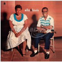 Ella Fitzgerald & Louis Armstrong: Ella And Louis (LP)