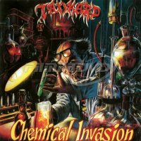 Tankard: Chemical Invasion (Remastered 2017) LP