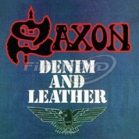 Saxon: Denim And Leather (LP)