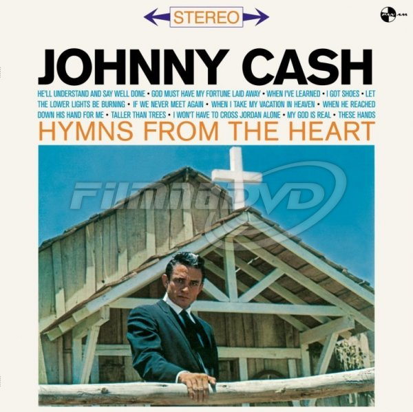 Cash Johnny: Hymns From The Heart (LP)