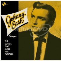 Cash Johnny: Sings the Songs That Made Him Famous (LP)
