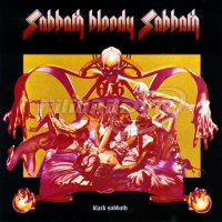 Black Sabbath: Sabbath Bloody Sabbath (Coloured Vinyl)