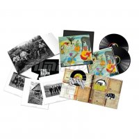 Band: Music From Big Pink (Deluxe Edition - 50th Anniversary Edition) CD+Blu-ray+3LP