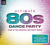 Various: Ultimate... 80s Dance Party (4CD)