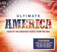 Various: Ultimate... America (4CD)