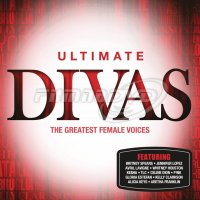 Various: Ultimate... Divas (4CD)