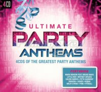 various: Ultimate... Party Anthems (4CD)