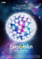 Eurovision Song Contest 2016 (3DVD)