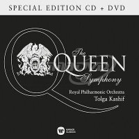 Queen / Tolga Kashif: Queen Symphony (CD+DVD)