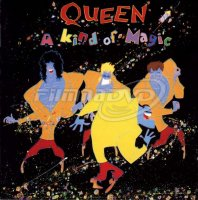 Queen: Kind Of Magic (LP)