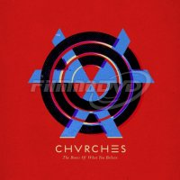 Chvrches: Bones Of What You Believe (LP)