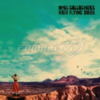 Gallagher Noel's High Flying Birds: Who Built The Moon? (LP)