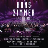 Zimmer Hans: Live In Prague (4LP)