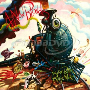 4 Non Blondes: Bigger, Better, Faster, More! (25th Anniversary Edition) LP