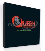 Queen: News Of The World (Limited Edition) LP+3CD+DVD