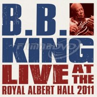 B.B. King: BB King And Friends Live At The Royal Albert Hall (CD+DVD)