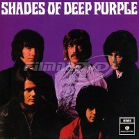 Deep Purple: Shades Of Deep Purple LP
