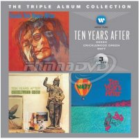 Ten Years After: Triple Album Collection 3CD