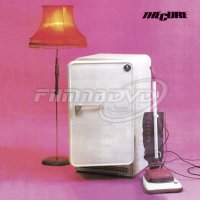 Cure: Three Imaginary Boys (LP)