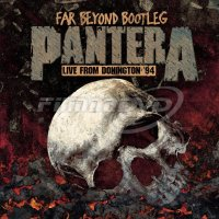Pantera: Far Beyond Bootleg: Live From Donington 94