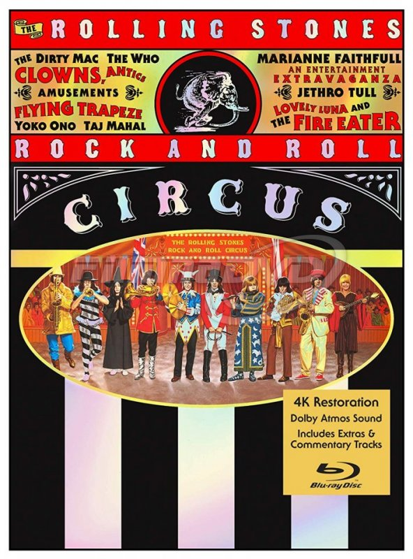 Rolling Stones: Rock And Roll Circus (Blu-ray)