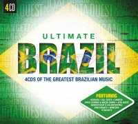 Various: Ultimate... Brazil (4CD)