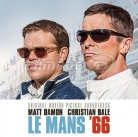 Soundtrack: Le Mans '66