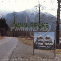 Soundtrack: Angelo Badalamenti, David Lynch: Music from Twin Peaks