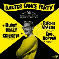 Holly Buddy: Ritchie Valens: Big Bopper: Winter Dance Party