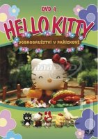 Hello Kitty DVD4