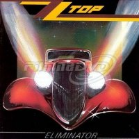 ZZ Top: Eliminator (Red Coloured Vinyl) LP