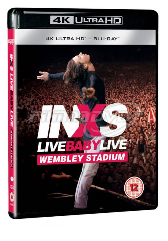 INXS: Live Baby Live (Live At Wembley Stadium, London, 1991)