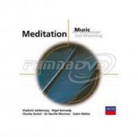 Meditation: Music For Relaxation And Dreaming (Meditace a relaxace)
