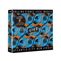 Rolling Stones: Steel Wheels Live (Live From Atlantic City, NJ, 1989) 2CD+DVD