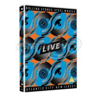 Rolling Stones: Steel Wheels Live (Live From Atlantic City, NJ, 1989) DVD