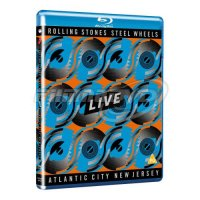 Rolling Stones: Steel Wheels Live (Live From Atlantic City, NJ, 1989) Blu-ray