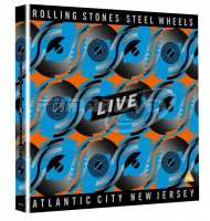 Rolling Stones: Steel Wheels Live (Live From Atlantic City, NJ, 1989) 2CD+Blu-ray