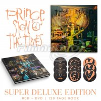 Prince: Sign 'O' The Times (Remastered Album, Deluxe Edition) 8CD+DVD