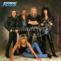 Accept: Eat The Heat (Limited Coloured Vinyl) LP