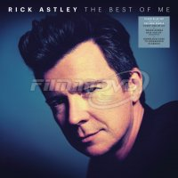 Astley Rick: The Best of Me (Clear Blue Vinyl) 2LP