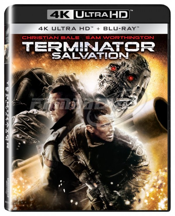 Terminator Salvation 2Blu-ray (UHD+BD)