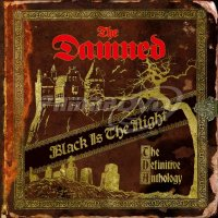 Damned: Black Is The Night: The Definitive Anthology (4LP)