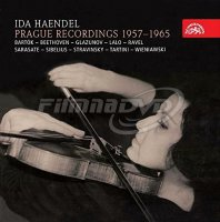 Haendel Ida: Prague Recordings 1957-1965