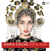 Callas Maria: Live And Alive