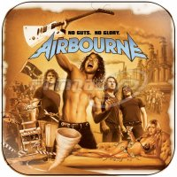Airbourne: No Guts. No Glory (LP)