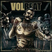 Volbeat: Seal The Deal & Let's Boogie (2LP+CD)
